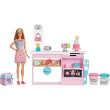 Купить игровой набор barbie кондитерский магазин ( id 11618050 )