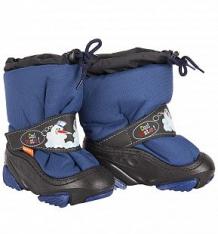 Купить сапоги demar, цвет: синий ( id 3374582 )