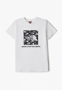 Купить футболка the north face th016ebisxs8ins