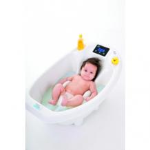 Купить детская ванночка с электронными весами и термометром baby patent aqua scale baby patent 997105386