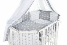 Купить комплект в кроватку sweet baby fata (10 предметов)