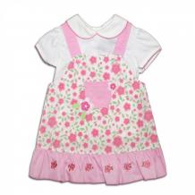 Купить nannette комплект для девочки (сарафан и блузка) 23-1586 23-1586