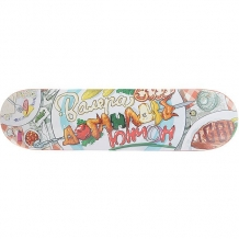 Купить дека для скейтборда для скейтборда юнион dodonadze multi 32 x 8.25 (21 см) мультиколор 1177013
