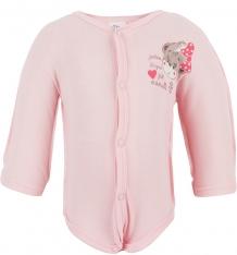 Купить боди aga, цвет: розовый ( id 2685842 )