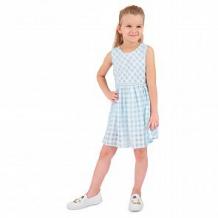 Купить платье малинка, цвет: голубой ( id 11544742 )