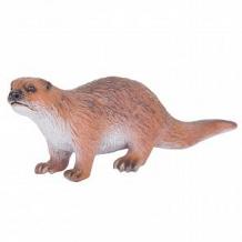 Купить фигурка zoo landia русский лес выдра 5 х 3 х 4 ( id 10842467 )