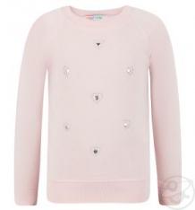 Купить джемпер growup, цвет: розовый ( id 3551718 )