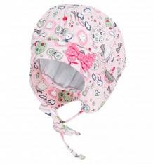Купить шапка sterntaler, цвет: розовый ( id 10428272 )