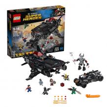 Купить lego super heroes 76087 конструктор лего супер герои нападение с воздуха