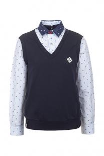 Купить рубашка-обманка nota bene ( размер: 158 158 ), 12763694