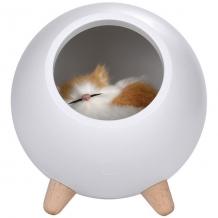 Купить ночник roxy-kids домик для котёнка ( id 15289802 )