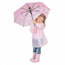 Купить дождевик kidix, цвет: розовый ( id 12392626 )