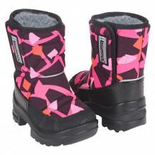 Купить сапоги kuoma tarravarsi, цвет: розовый ( id 11230436 )