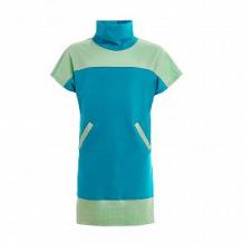 Купить платье gem-kids jaro, цвет: голубой/зеленый ( id 12088222 )