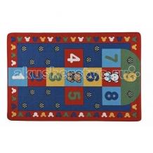 Купить confetti коврик kids rugs seksek 3 мм 133х190 см conf.01.04.133*190-04re