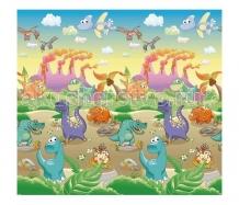 Игровой коврик BabyPol Дино лэнд 200х180х1 см 5182010