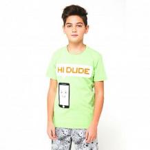Купить футболка cubby reboot, цвет: салатовый ( id 12757810 )