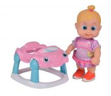 Купить bouncin' babies кукла бони с машиной 16 см 803001