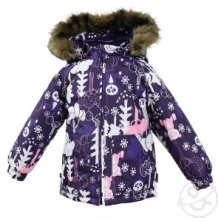 Купить куртка huppa virgo, цвет: фиолетовый ( id 6177997 )