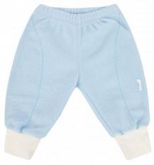Купить брюки бамбук, цвет: голубой/белый ( id 7477921 )