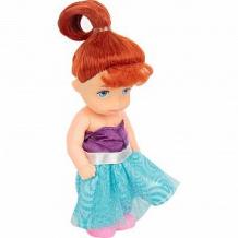 Купить кукла игруша princess рыжая в фиолетово-голубом платье ( id 10162557 )