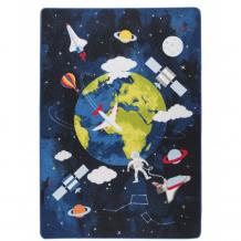 Купить confetti kids коврик rugs spacetime 5 мм 133х190 см