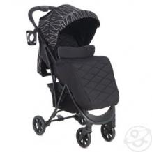 Купить прогулочная коляска mccan ritzy, цвет: серебряный/черная кожа ( id 12155716 )
