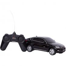 """Купить радиоуправляемая машина rastar """"bmw x6"""" 1:24, чёрная ( id 8657444 )"""