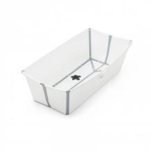 Купить stokke ванночка flexi bath макси transparent 53590