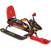 Купить снегокат nika snowpatrol с роботом, бордовый каркас ( id 12657261 )