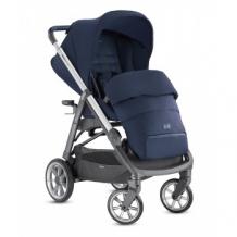Купить прогулочная коляска inglesina aptica, portland blue, темно-синий inglesina 997228610