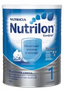 Купить nutrilon заменитель комфорт 1 с рождения 900 г 30604