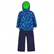 Купить комплект куртка/полукомбинезон salve, цвет: синий ( id 10675844 )