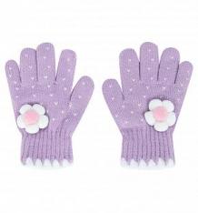 Купить перчатки bony kids, цвет: фиолетовый ( id 9803391 )
