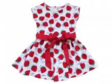 Купить soni kids платье клубничка л9105015
