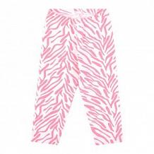 Купить леггинсы optop, цвет: белый/розовый ( id 12641050 )