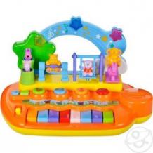 Купить развивающий центр жирафики парк развлечений, музыкальный, 28 см ( id 10288160 )