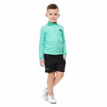Купить джемпер-поло lucky child круиз, цвет: зеленый ( id 12671962 )