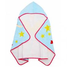 """Купить полотенце с капюшоном """"фея"""", голубой mothercare 2627623"""