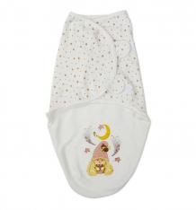 Купить babyglory пеленка маленький гномик, цвет: бежевый mg010