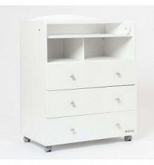 Купить комод mr sandman finch, цвет: белый ( id 10063941 )