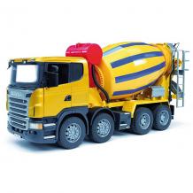 Машинка Bruder Бетономешалка Scania ( ID 1999715 )