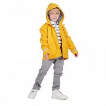 Купить дождевик leader kids, цвет: желтый ( id 11415298 )