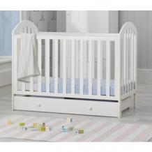 Купить кроватка mothercare marlow 120×60 см, цвет: белый mothercare 2513179
