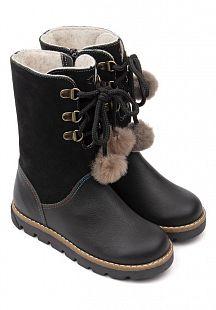 Купить сапоги tapiboo, цвет: черный ( id 11816080 )