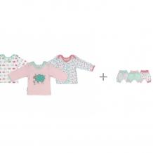 Lucky Child Комплект кофточек Овечки с шортами