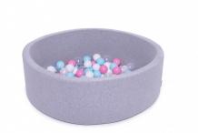 Купить anlipool сухой бассейн с комплектом шаров №61 cotton candy anpool1800147