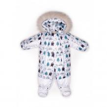 Купить malek baby комбинезон-трансформер медведи-пирамидки 145шм/2 145шм/2