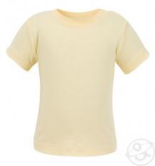 Купить футболка бамбук, цвет: желтый ( id 3748234 )