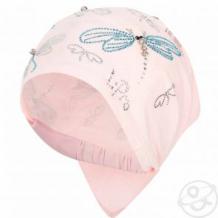 Купить косынка levelpro kids стрекозки, цвет: розовый ( id 10458536 )